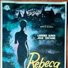 Cine: REBECA. Lote 245303295