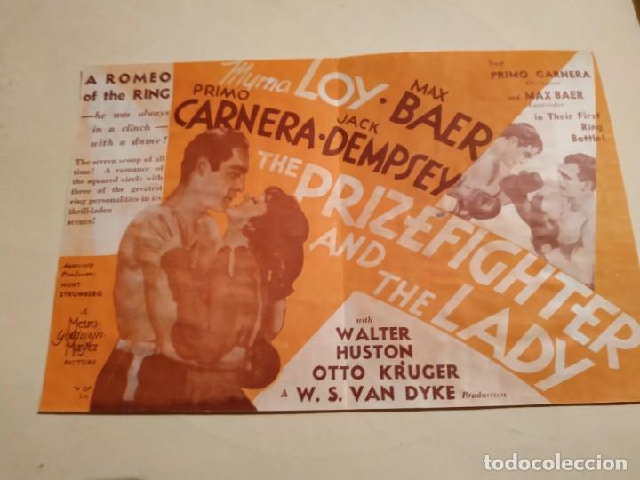 Cine: Programa cine doble prizefighter - Foto 2 - 245449300