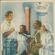 Cine: MATRIMONIO EN DOS VECES (CON PUBLICIDAD). Lote 245488510