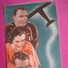 Cine: LOS DIABLOS DEL AIRE JAMES CAGNEY MARGARET LINDSAY 1936 C2. Lote 245498345
