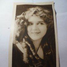 Cine: MAGNIFICO ANTIGUO PROGRAMA DE CINE ROSITA LA CANTANTE CALLEJERA DEL 1924. Lote 245742815