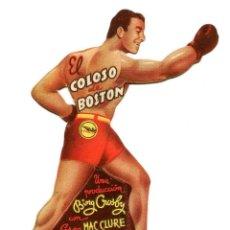Cine: EL COLOSO DE BOSTON, CON BING CROSBY . PROGRAMA MOVIBLE.. Lote 246591980