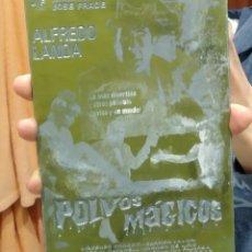 Cine: FOTOLITO PROGRAMA DE CINE. POLVOS MAGICOS. ALFREDO LANDA. ELISA MONTES. VINCENZO CROCITTI. VER. Lote 249354185