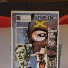 Cine: FOLLETO DE MANO SENCILLO *EL HOMBRE CON RAYOS X EN LOS OJOS* 1964 1R PREMIO FESTIVAL TRIESTE.. Lote 251888780