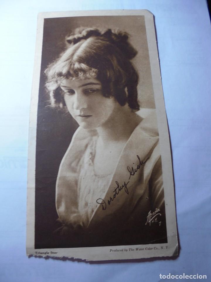 MAGNIFICO ANTIGUO PROGRAMA DE CINE LA PRINCESA REBELDE DEL 1924 (Cine - Folletos de Mano - Drama)