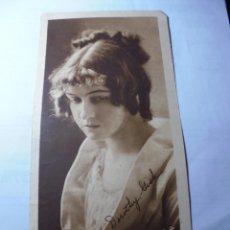 Cine: MAGNIFICO ANTIGUO PROGRAMA DE CINE LA PRINCESA REBELDE DEL 1924. Lote 252646750
