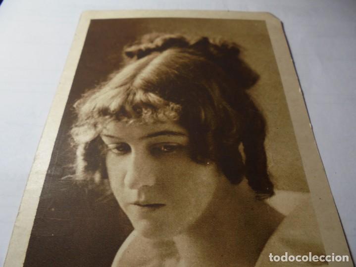 Cine: magnifico antiguo programa de cine la princesa rebelde del 1924 - Foto 3 - 252646750