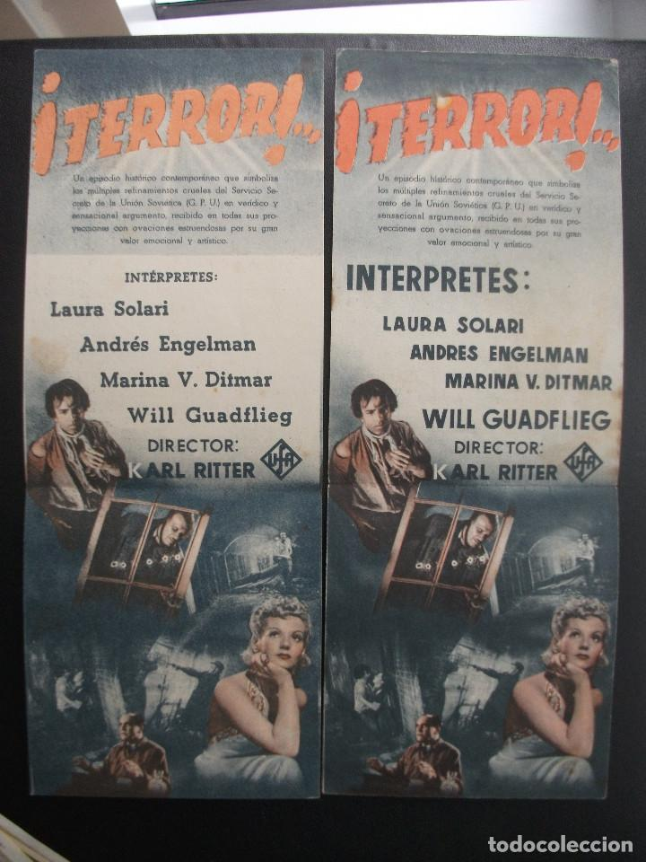 Cine: TERROR!, LAURA SOLARI, VARIANTE - Foto 2 - 253278065