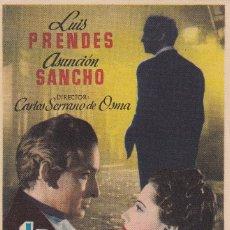 Cine: LA SOMBRA ILUMINADA .- LUIS PRENDES. Lote 253972465