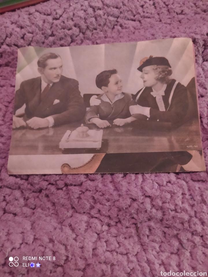 FOLLETO DE MANO DOBLE LA EDAD INDISCRETA AÑO 1936 MUNDIAL CINE (Cine - Folletos de Mano - Drama)