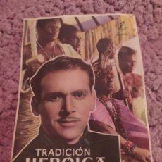 Cine: FOLLETO DE MANO TRADICION HEROICA CINE MUNDIAL. Lote 254996800