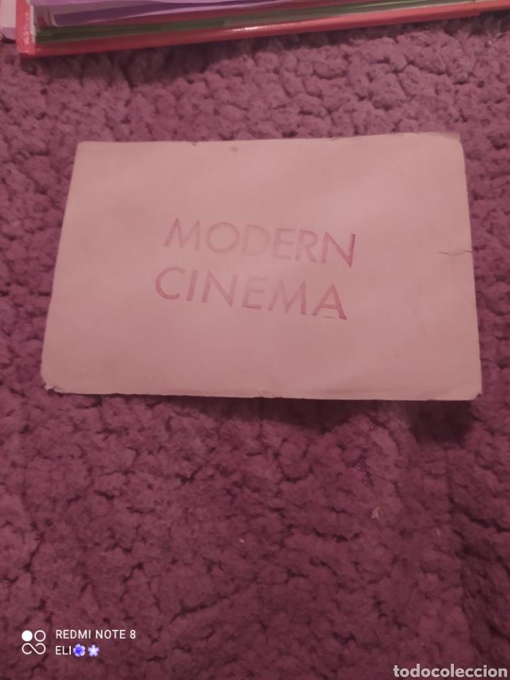 Cine: Folleto de mano carton GLORIA DE UN DIA , Katherine Hepburn , Menjou , Fairbanks , modern cinema - Foto 2 - 255005465