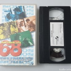 Cine: VHS - NOVIOS 68 (1967). Lote 29823362