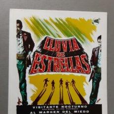 Cine: LLUVIA DE ESTRELLAS ARTHUR KENNEDY IMPRESO EN LOS AÑOS 80. Lote 255639770