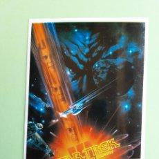 Cine: STAR TRECK THE UNDISCOVERED COUNTRY IMPRESO EN LOS AÑOS 80. Lote 256031070