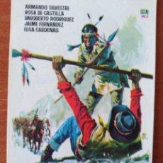 Folhetos de mão de filmes antigos de cinema: PUEBLO DE ODIOS. Lote 259041245