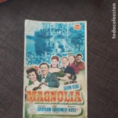 Cine: FOLLETO DE MANO MAGNOLIA. Lote 262105490