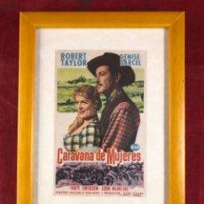 Cine: CARAVANA DE MUJERES. Lote 262361750