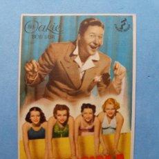 Cine: LA ÚLTIMA REVISTA. JACK OAKIE, BOB BUR. AÑO 1944.. Lote 262543990