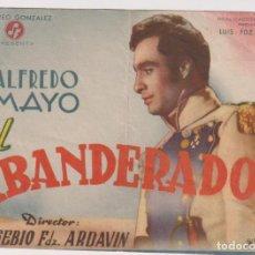 Cine: EL ABANDERADO. DOBLE DE SUEVIA FILMS. Lote 262682470