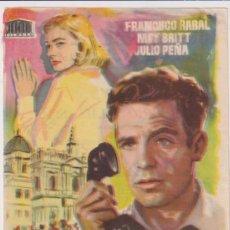 Cine: REVELACIÓN. SENCILLO DE MERCURIO. TEATRO CINE LORETO. Lote 262682560