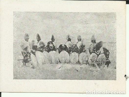 PTCC 064 MISTERIOS DE AFRICA 1930 PROGRAMA SENCILLO CINAES WALTER FUTTER A (Cine - Folletos de Mano - Documentales)