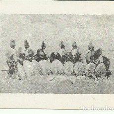 Cine: PTCC 064 MISTERIOS DE AFRICA 1930 PROGRAMA SENCILLO CINAES WALTER FUTTER A. Lote 264684089