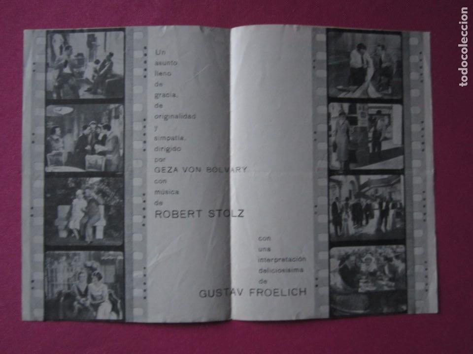Cine: UN HOMBRE DE CORAZON GUSTAV FROELICH PROGRAMA CINE C2 - Foto 4 - 80979596