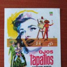 Cine: OJOS TAPATIOS. Lote 267339499