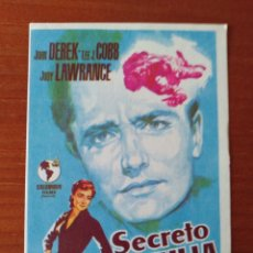 Cine: SECRETO DE FAMILIA. Lote 267342324