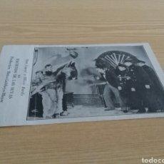 Cine: PROGRAMA DE CINE ÚNICO. HACIENDO DE LAS SUYAS. LAUREL Y HARDY. AÑO METRO 1932. PALACIO DE LA MÚSICA. Lote 267444104