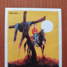 Folhetos de mão de filmes antigos de cinema: LO QUIERO MUERTO. Lote 267489084