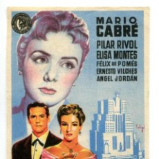 Cine: MARTA, CON MARIO CABRÉ.. Lote 269010374