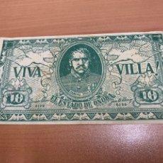 """Cine: FOLLETO DE CINE """"VIVA VILLA"""" SIN FECHA DEFINIDA.. Lote 269359738"""