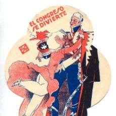 Cine: EL CONGRESO SE DIVIERTE, CON LILIAN HARVEY.. Lote 269397088