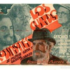 Cine: LOS CUATRO ROBINSONES, CON ANTONIO VICO.. Lote 269646248
