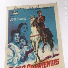 Cine: DIEGO CORRIENTES. Lote 270148843
