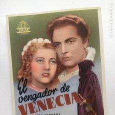 Cine: LA VENGANZA DE VENECIA. Lote 270151068