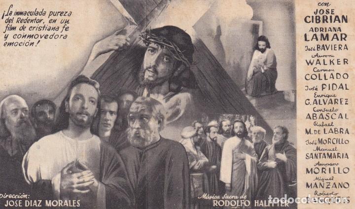 Cine: JESUS DE NAZARETH .- JOSE CEBRIAN - Foto 2 - 270210238
