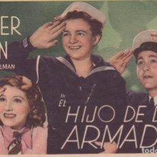 Cine: EL HIJO DE LA ARMANA .- JEAN PARKER. Lote 270215228
