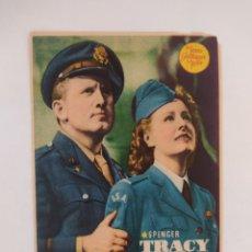 Cine: DOS EN EL CIELO SPENCER TRACY IRENE DUNNE CINE JEREZANO AÑO 1948. Lote 271804528