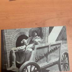 "Folhetos de mão de filmes antigos de cinema: FOLLETO DE CINE ANTIGUO ""SI TÚ QUIERES…""COMEDIA MUSICAL DE LA GAUMONT.PROGRAMA DOBLE. PIEZA RARA.. Lote 274554973"
