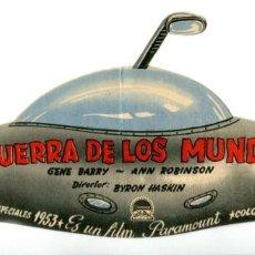 Cine: LA GUERRA DE LOS MUNDOS CON GENE BARRY.. Lote 276520113
