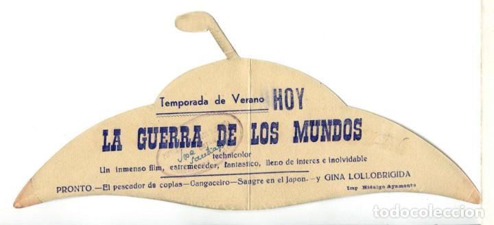 Cine: LA GUERRA DE LOS MUNDOS con Gene Barry. - Foto 2 - 276520113