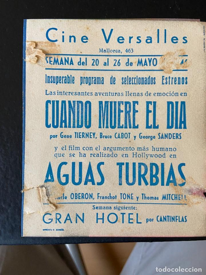 Cine: aguas turbias - Foto 2 - 276800858