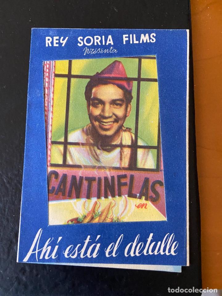 AHI ESTA EL DETALLE (Cine - Folletos de Mano - Comedia)