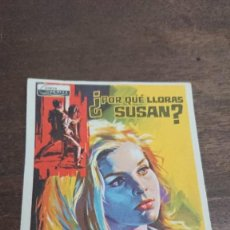Cine: ¿POR QUÉ LLORAS SUSAN? - SIMPLE SIN PUBLICIDAD - BUEN ESTADO. Lote 276911578