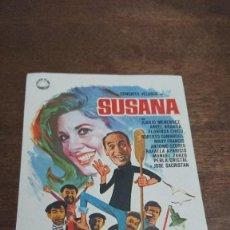 Cine: SUSANA - SIMPLE SIN PUBLICIDAD - BUEN ESTADO. Lote 276911623
