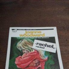 Cine: RACHEL - SIMPLE SIN PUBLICIDAD - BUEN ESTADO. Lote 276923598