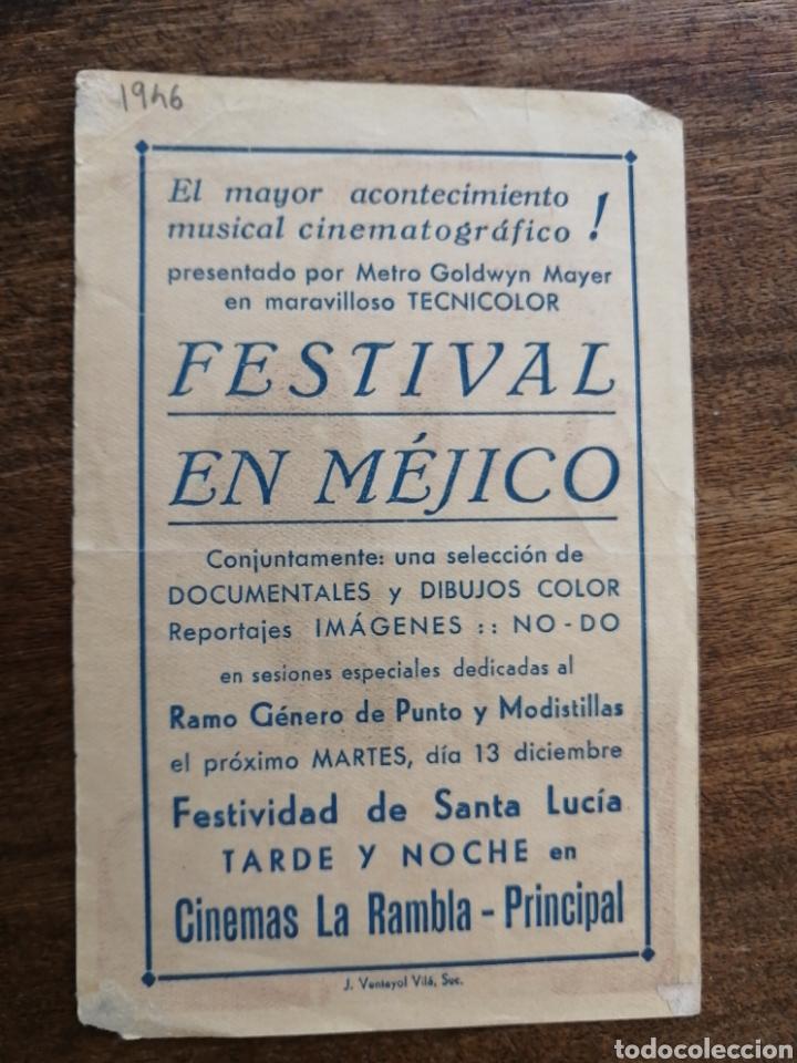 Cine: Programa festival en mejico - Foto 2 - 277156568